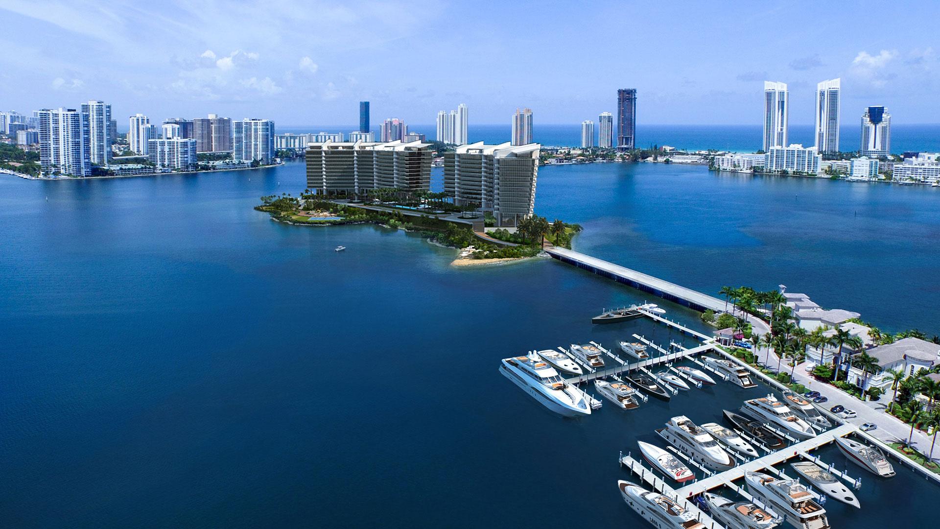 prive at island estates marina
