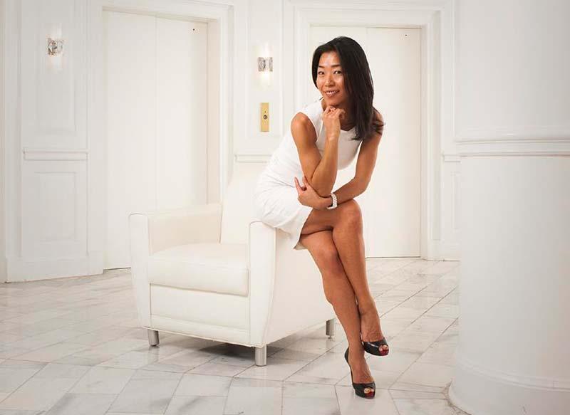 prive at island estates with julia chi